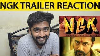 NGK -Official Trailer Reaction by Cine Buddy | Suriya | Yuvan Shankar Raja & Selvaraghavan
