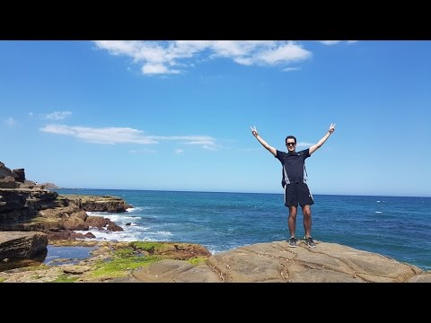AMAZING 8 FIGURE POOL Royal National Park - Sydney Australia