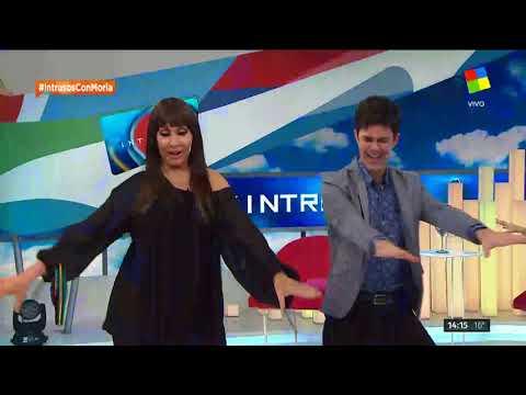 Mariano Martínez la rompió bailando como Luis Miguel