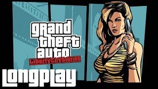 GTA Liberty City Stories - Full Game Walkthrough (No Commentary Longplay)