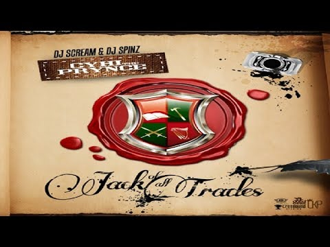 CyHi The Prynce - Assassin (Jack Of All Trades)