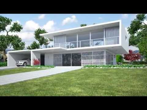 Montreal Architectural Visualization, 3d Rendering and Animation Services