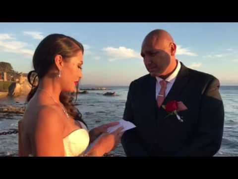 Madrid Wedding 10.12.16 - Shara's Vows