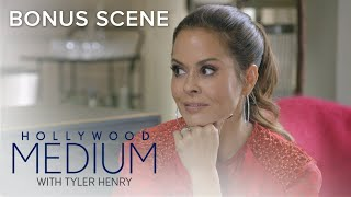 Tyler Connects to Brooke Burke-Charvet's Biological Father | Hollywood Medium With Tyler Henry | E!