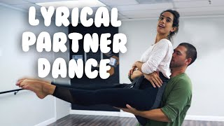 Lyrical Partner Dance I Tutorial @MissAuti
