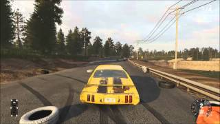 Next Car Game: Wreckfest - American Muscle 2 Car Gameplay (PC HD) [1080p]