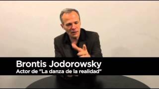 """#InvitadoCineteca Brontis Jodorowsky, actor de la película """"La danza de la realidad"""""""