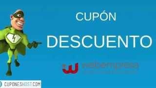 Cupon Webempresa 2017 - Descuento del 20% !!