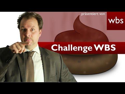 Wegen stinkendem Menschen übergeben = Körperverletzung? | Challenge WBS RA Christian Solmecke