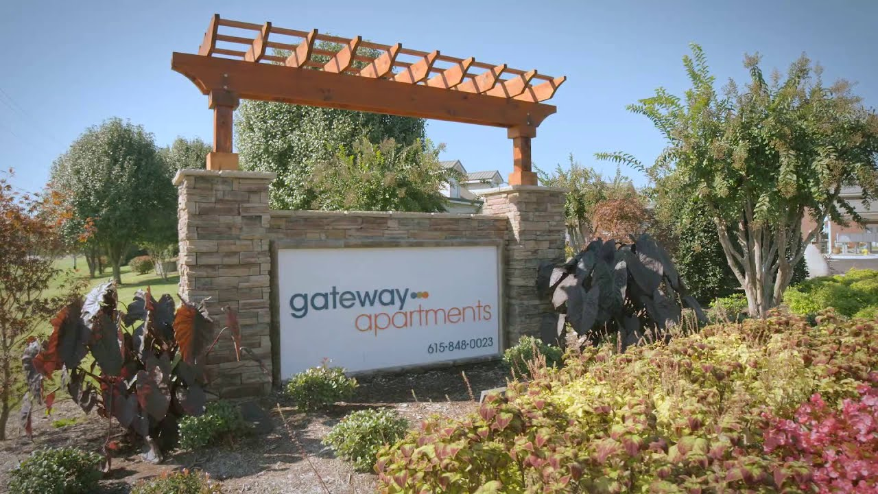 The Gateway Apartments Murfreesboro Tn