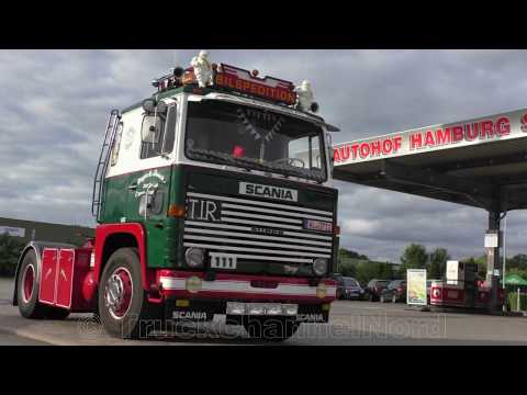 SCANIA 111 - old Bilspedition - Meyer & Busch Int. Transporte | #backtotheoldschool