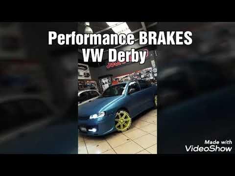 Modificación Frenado VW DERBY