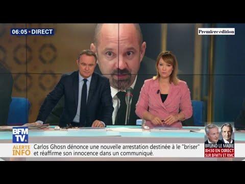 Carlos Ghosn de nouveau arrêté sur des soupçons de malversations financières