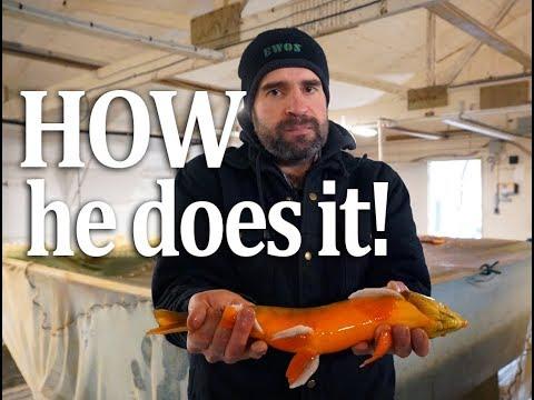 EPIC Arctic Char Farm- Winnipeg Adventures Part 2