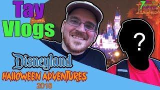Disneyland Halloween Adventures 2018 | Tay Vlogs