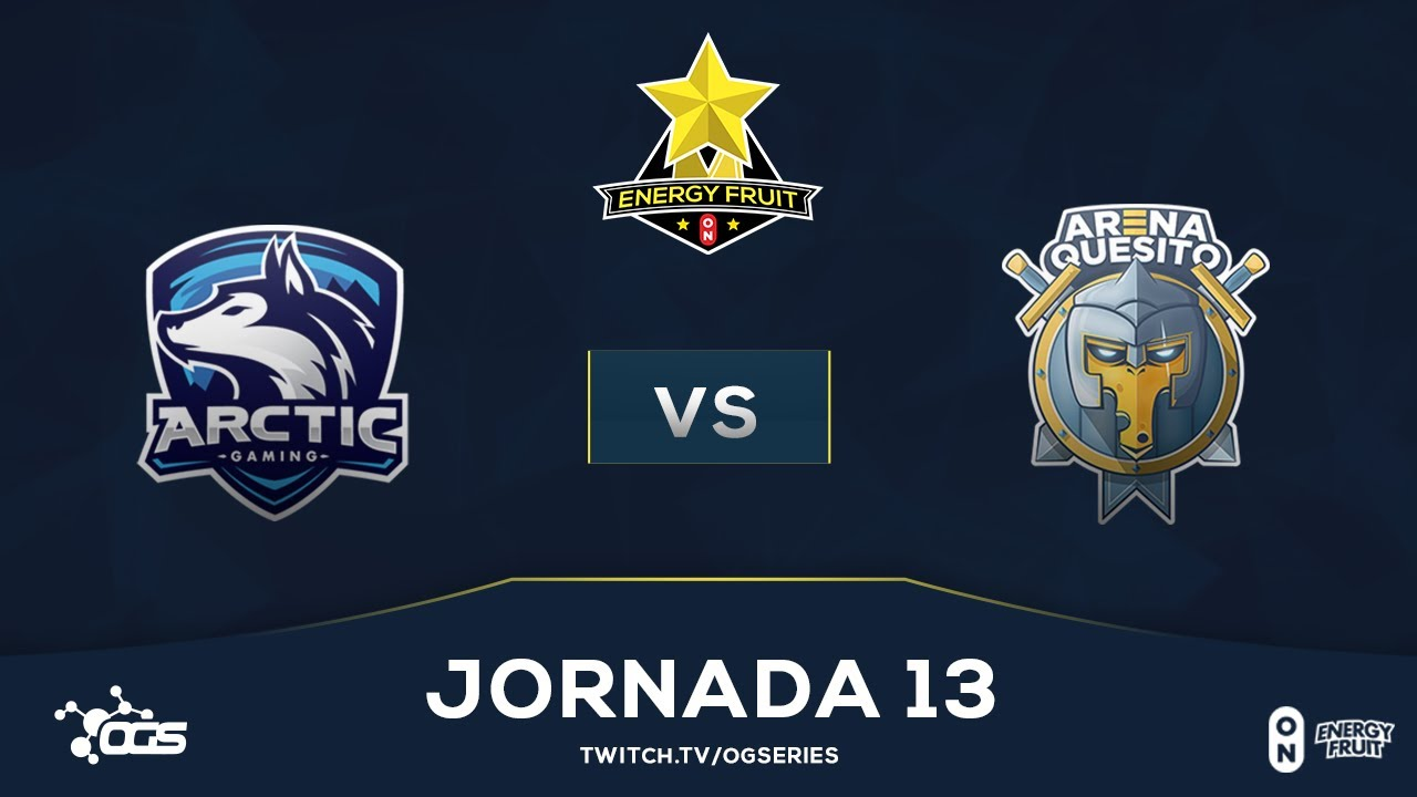 [J13] Energy Fruit - Arctic Gaming vs Arena Quesito