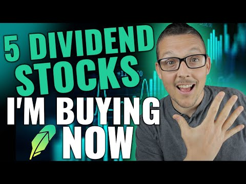 5 Dividend Stocks To Buy During This Stock Market Crash