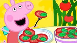 Peppas bester Tomatensalat 🍅 Cartoons für Kinder | Peppa Wutz Neue Folgen