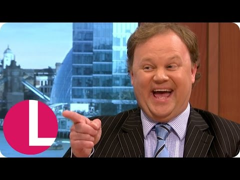 Justin Fletcher Talks Mr Tumble And The Railway Children | Lorraine