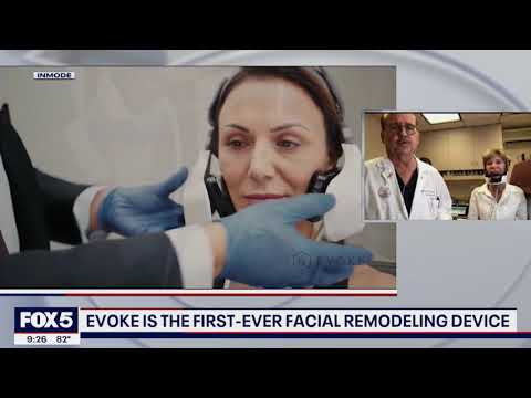 Good Day New York | Dr. Bruce Katz discusses Evoke, the first ever facial remodeling device!