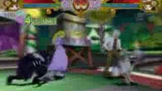 Zatch Bell Mamodo Battles - Brago vs Zeno
