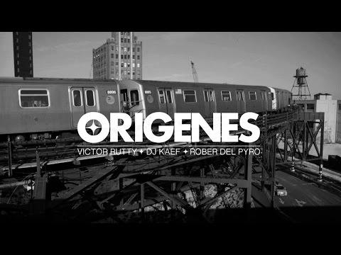 Victor Rutty, Rober Del Pyro & Dj Kaef - Orígenes (Oficial Vídeo)