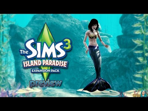 Скачать игры The Sims 3 Райские острова PC 2013
