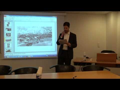 "Artemy Kalinovsky lecture: ""Politics of Urban Construction and Mobilization at Nurek, Tajikistan"""