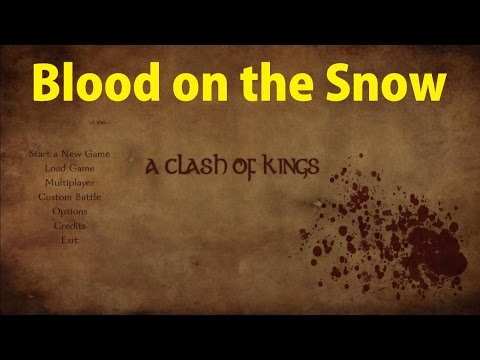 ACOK Blood On The Snow Quest