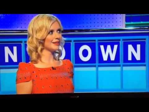 Further evidence that Rachel Riley is a goddess