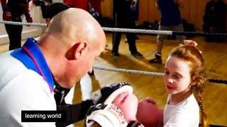 Boxing: A holistic approach to education? (Learning World: S5E28, 1/3)