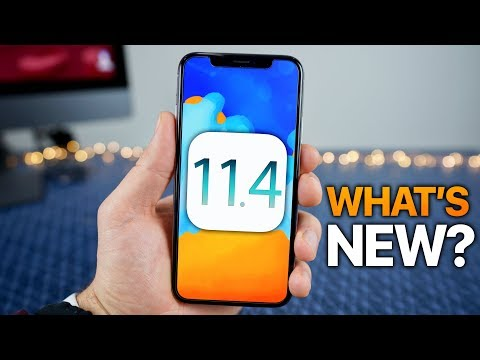 iOS 11.4 Beta 1 Released! What's New?