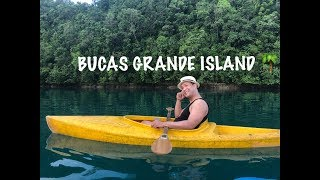 BUCAS GRANDE ISLAND SURIGAO DEL NORTE PHILIPPINES vlog #9