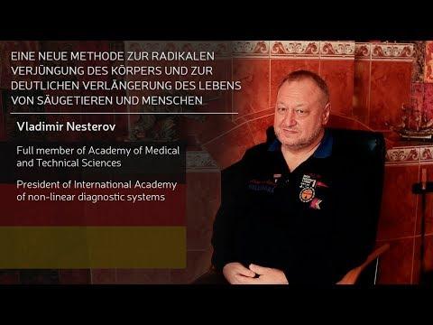 NEW METHOD OF RADICAL ORGANISM REJUVENATION... (German)