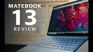 Huawei MateBook 13 HandsOn Review CES 2019