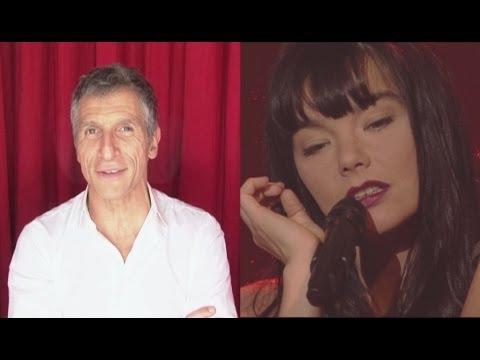 """My Taratata - Nagui - Björk """"It&39;s oh so quiet"""""""