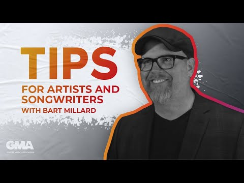 Bart Millard's Advice To The Christian Music Creative