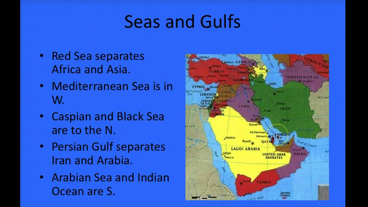 Chapter 2 South Southwest and Central Asia YouTube