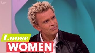 Billy Idol Reflects On His Demons | Loose Women