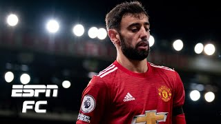 Manchester United GAVE UP MENTALLY in draw vs. Everton - Frank Leboeuf | ESPN FC