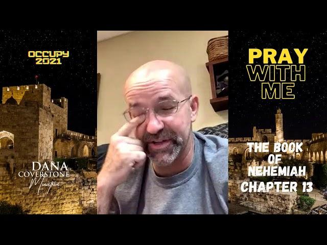 Pray With Me - Thursday - Nehemiah 13