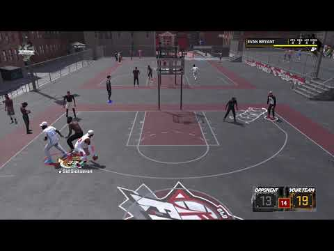 "99 OVERALL 6'10 PURE POINT FORWARD SID SICKSEVAN ""I WILL GETS BUCKETS"""