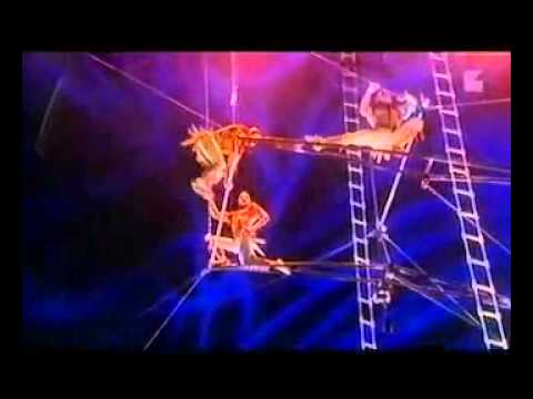By simo-simo-2000/ Aerial High Bar Act - ALEGRIA (Cirque du Soleil)