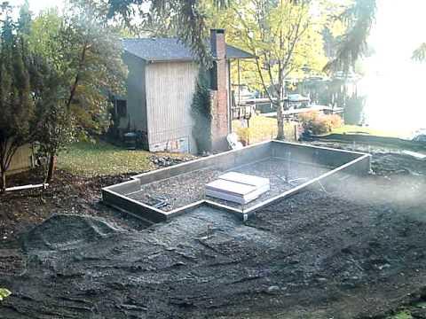 Vaughn Jobsite Camera: Demolition to Roofing