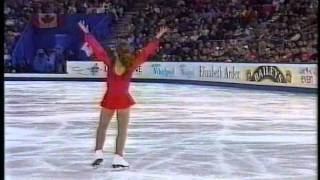 Tara Lipinski (USA) - 1996 World Figure Skating Championships, Ladies' Long Program