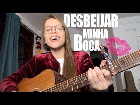 DESBEIJAR MINHA BOCA - Henrique e Juliano Thayná Bitencourt - cover