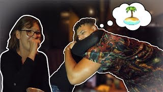 SURPRISING MY MOM WITH DREAM VACATION *VERY EMOTIONAL*