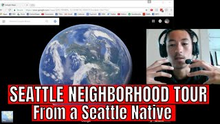 SEATTLE NEIGHBORHOOD TOUR from a Seattle Native