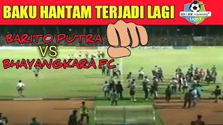 Download Video KERIBUTAN Terjadi Lagi !!! di Pertandingan Barito Putra vs Bhayangkara Fc 15/10/2017. MP3 3GP MP4