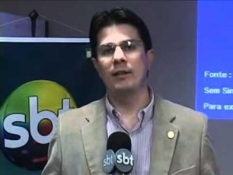 SBT News: SBT realiza encontro com agências de comunicação em Joinville (15/06/2011)